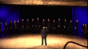 Actuación da Coral de Alumnos de profesional