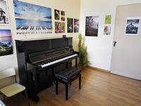 Imaxe dun piano do conservatorio