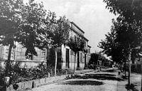 Imaxe antiga do conservatorio